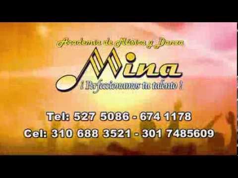 MINA ACADEMIA MUSICA Y DANZA Inscripciones 2014