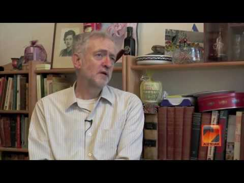 Jeremy Corbyn Interview with Hassan Alkatib