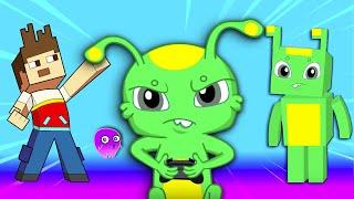 Download Groovy Марсианин и Phoebe - Родители дают им миниатюрные видеоигры за хорошие оценки в школе. Mp3 and Videos