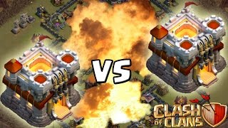 RATHAUS 11 vs. RATHAUS 11 || CLASH OF CLANS || Let's Play CoC [Deutsch/German HD+]