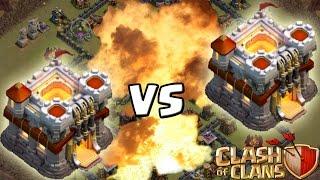 RATHAUS 11 vs. RATHAUS 11 || CLASH OF CLANS || Let's Play CoC [Deutsch/German HD+]