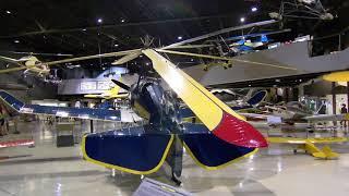 EAA Museum Tour Airventure 2018