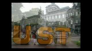 Salamat UST  - Maely Ann San Juan