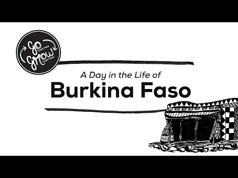 Family Experience 1: A Day in the Life of Burkina Faso