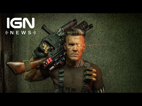 Deadpool 2: First Look At Josh Brolin