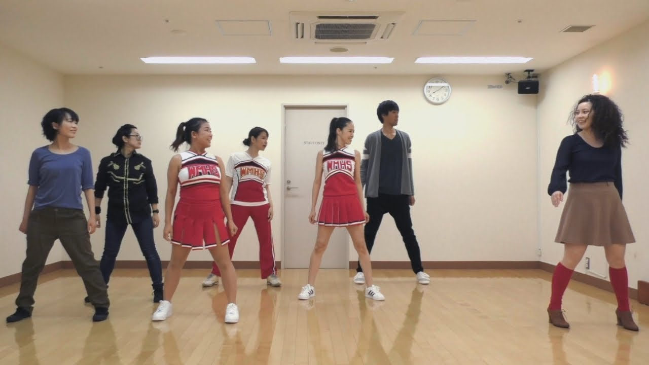 Gleedom - Rather Be (Glee Dance Cover)