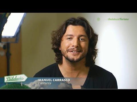 Manuel Carrasco, cantante. Isla Cristina. Huelva