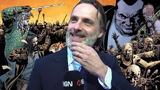 How The Walking Dead Will Change Everything in Season 8