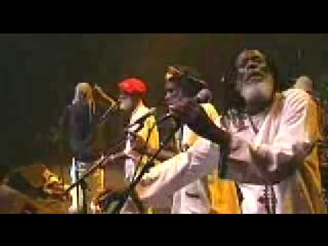 The Congos - Open Up The Gate - Live