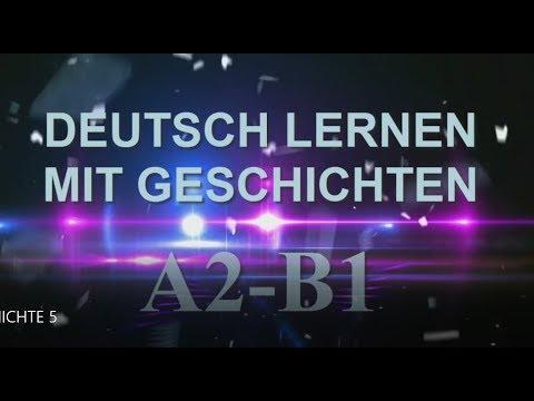 Deutsch lernen mit Geschichten #5 | Learn German With Stories