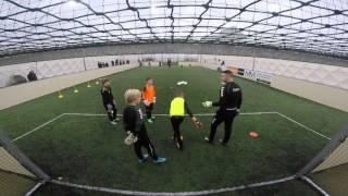 Keepersschool Zwolle Verschillende Situaties