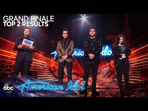 The Top 2 American Idol 2019 Finalists Are Revealed - American Idol 2019 Finale