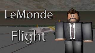 LeMonde Flight | Roblox