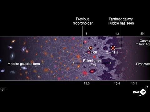 Hubble abbatte ogni record di distanza