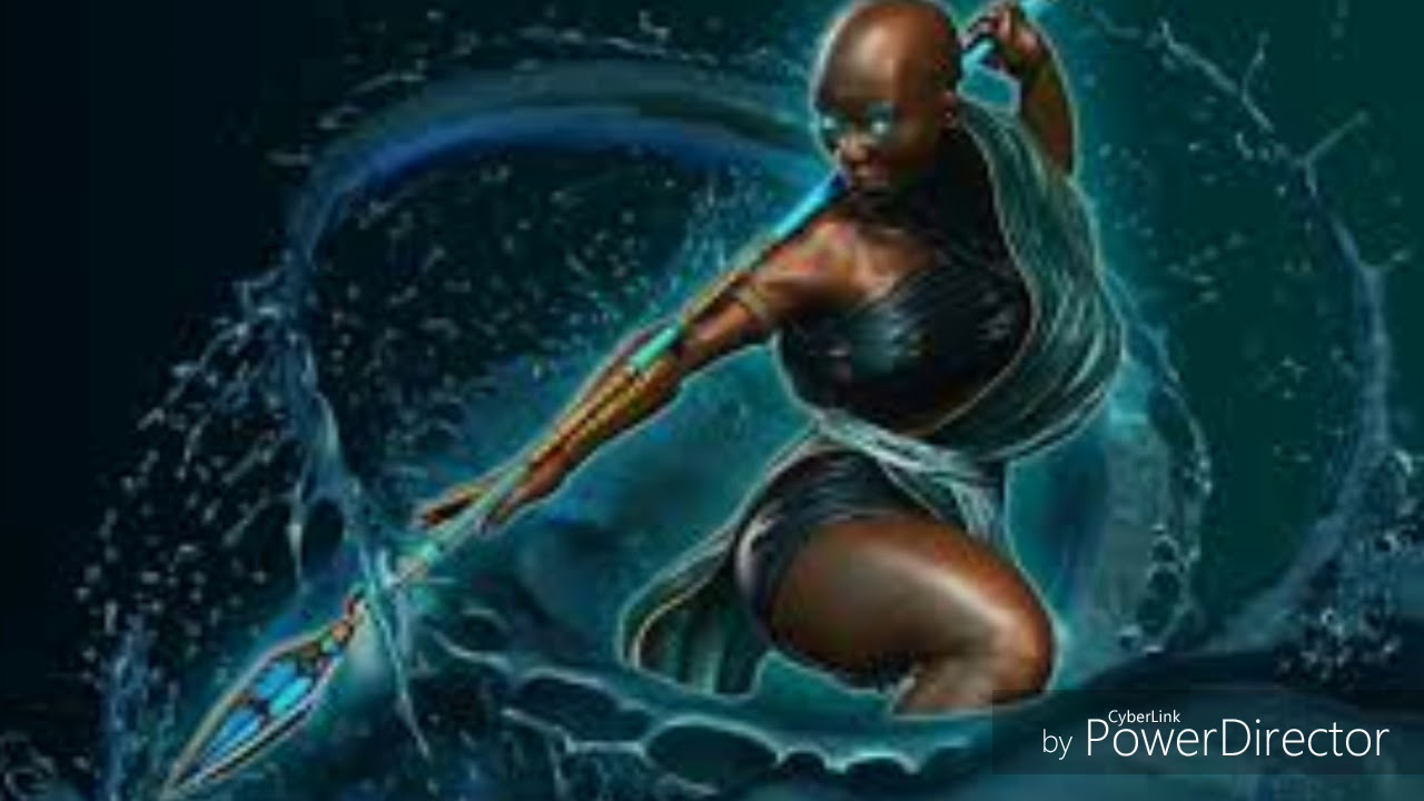 Download Yemaya (Great Divine Mother of the Orisas) by ELLA ANDALL