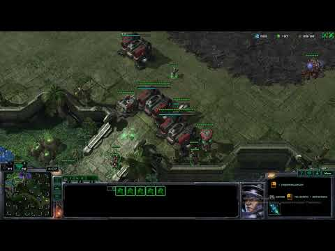 StarCraft 2: Marine Micro! Mass Marine Full Rush, Terran Strategy, Build order, attack your opponent