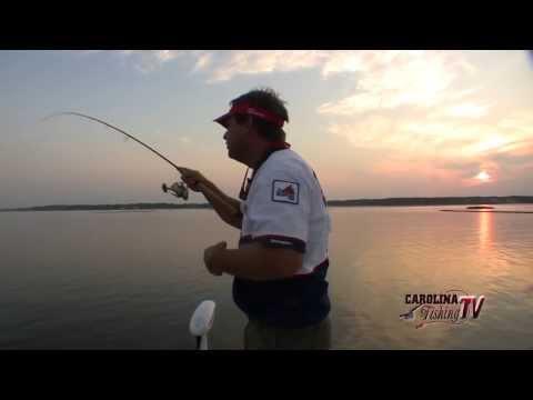 Carolina Fishing TV - Season 2/15 - Swansboro Redfish!