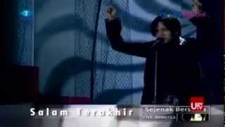 Download lagu Five Minutes - Salam Terakhir @Sejenak Bersama Five Minutes. 2002
