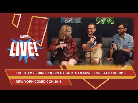 We interviewed Prospect star Sophie Thatcher and directors Zeek Earl + Chris Caldwell at NYCC 2018! Mp3