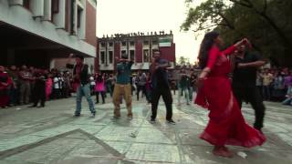 icc t20 world cup 2014 theme song mob performance at buet cafeteria