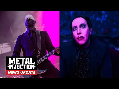 Former MARILYN MANSON Guitarist Wes Borland Says Allegation Are All True | Metal Injection