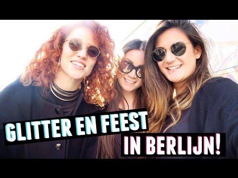 Op persreis in Berlijn!