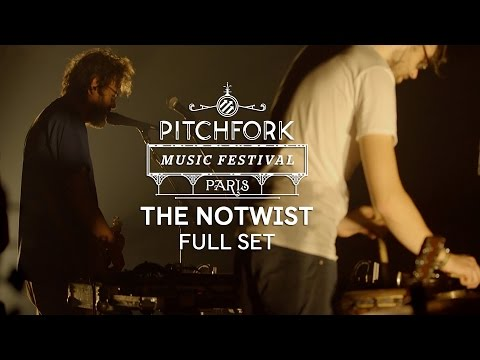 The Notwist | Full Set | Pitchfork Music Festival Paris 2014 | PitchforkTV
