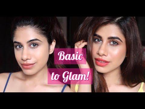 Basic to Glam! | College Edition | Affordable Makeup Malvika Sitlani