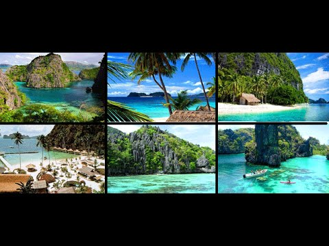 Philippine Islands, the island of Palawan, Puerto Princesa, El Nido (video by X-Ferax)