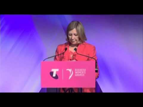 2012 Telstra Australian Capital Territory Business Woman of the Year