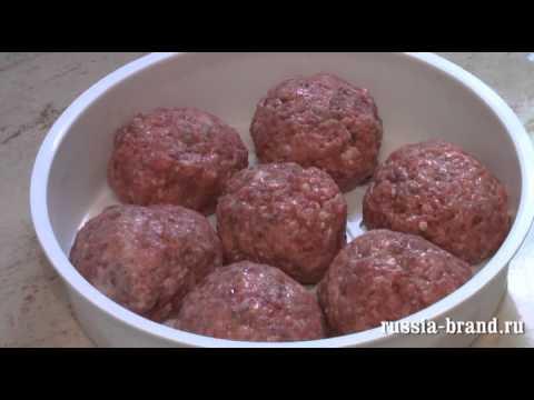 Котлеты в мультиварке - Рецепты для мультиварки Redmond