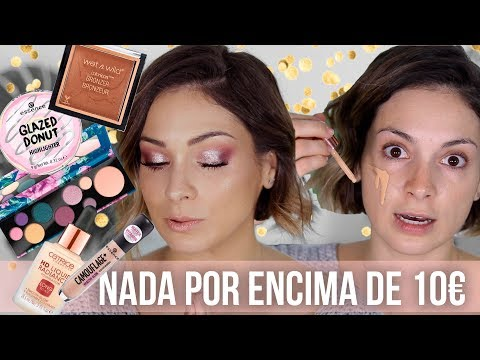 Full face maquillaje low cost | Base Catrice HD Liquid Radiance