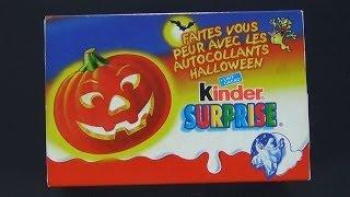 Kinder Surprise - Halloween Special [2001] (Kinder Überraschung)