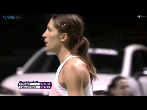 "Andrea Petkovic: ""Stay"""