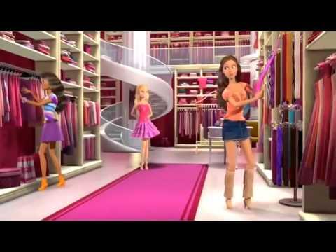 Барби жизнь в доме мечты Принцесса гардероба 1 серия - YouTube