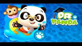Развивающий мультик для детей. Учим фигуры. Dr Panda