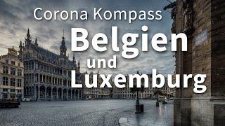Corona kompass l belgien und luxemburg