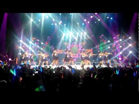 [FANCAM] 120717 - JKT48 - Ponytail to Chouchou