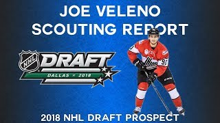 Joe Veleno: From Exceptional Status to Draft Question Mark | 2018 NHL Draft Prospect | Miroki