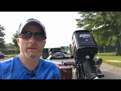 Jerkbait Fishing On Old Hickory Lake - Sept. 2018