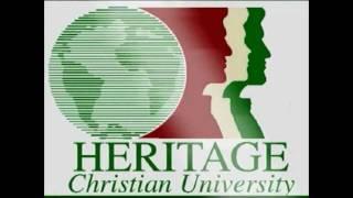 Meet Melanie Irions: Introducing the People of Heritage Christian University