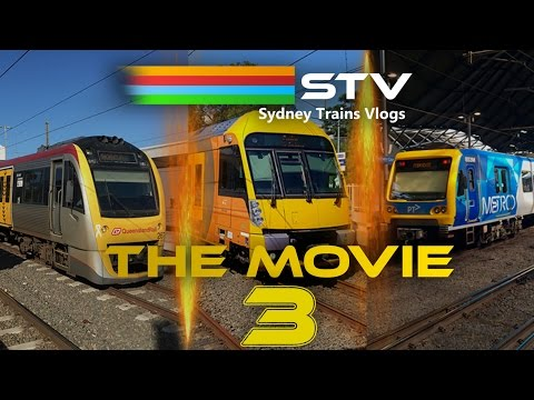 Sydney Trains Vlogs The Movie 3