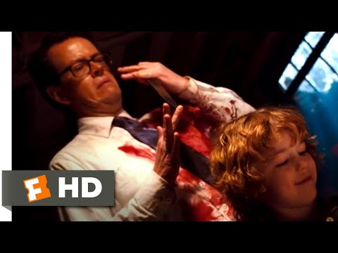 Trick 'r Treat (2007) - Carve a Scary Face Scene (3/9) | Movieclips