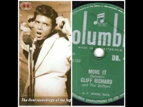 Cliff Richard and The Drifters - Move it