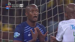 Telkom Knockout | Final | Maritzburg United v Mamelodi Sundowns | No goal