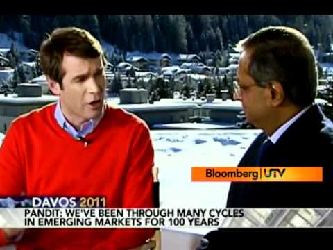 India's Place At Davos - Interview With Vikram Pandit