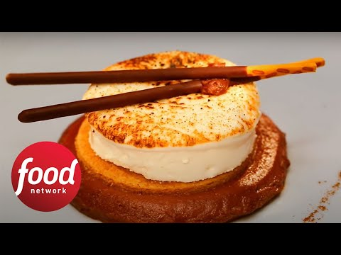 Make S'mores Indoors | Duff's Sweet Spot | Food Network