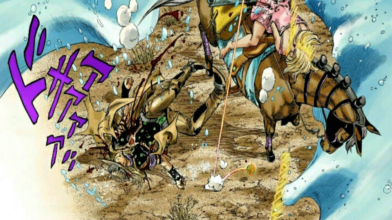 Steel Ball Run MMV - YouTube