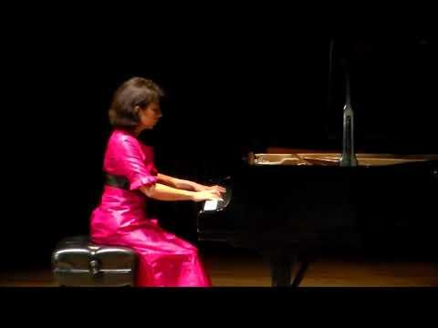 Leticia Gómez-Tagle - Chopin Sonate n. 3 op. 58 -  2. mov