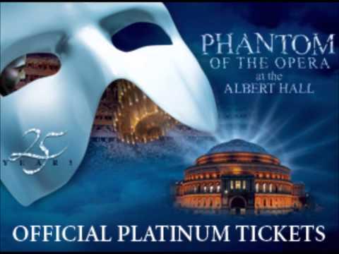 Phantom of the Opera: 25th anniversary soundtrack